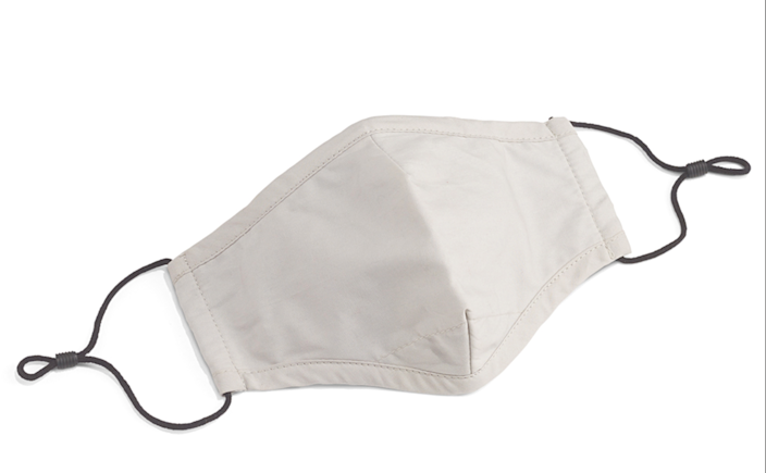 """<h2>Hammacher Schlemmer Antibacterial Cooling Face Mask</h2><br>Protect against germs with this antibacterial face mask — an option that has a cooling effect for extended use. Think flights, jogging, and long walks in a crowded park. <br><br><strong><em><a href=""""https://www.hammacher.com/category/personal-care-germ-elimination"""" rel=""""nofollow noopener"""" target=""""_blank"""" data-ylk=""""slk:Shop Hammacher Schlemmer"""" class=""""link rapid-noclick-resp"""">Shop Hammacher Schlemmer</a></em></strong><br><br><strong>Hammacher Schlemmer</strong> Antibacterial Cooling Face Mask, $, available at <a href=""""https://go.skimresources.com/?id=30283X879131&url=https%3A%2F%2Fwww.hammacher.com%2Fproduct%2Fantibacterial-cooling-face-mask"""" rel=""""nofollow noopener"""" target=""""_blank"""" data-ylk=""""slk:Hammacher Schlemmer"""" class=""""link rapid-noclick-resp"""">Hammacher Schlemmer</a>"""