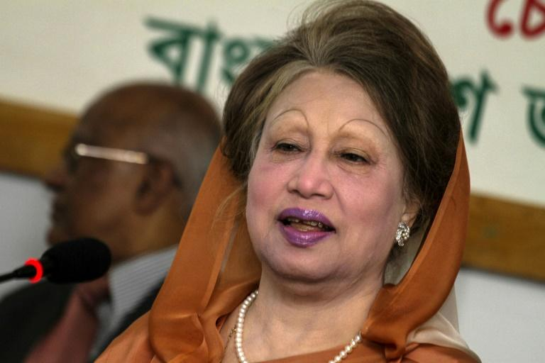 Khaleda Ziais a former ally turned arch-foe of the current prime minister, Sheikh Hasina
