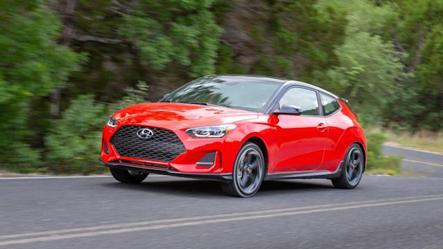 The Veloster has grown up – not only is it better looking, but it's even better to drive, too.