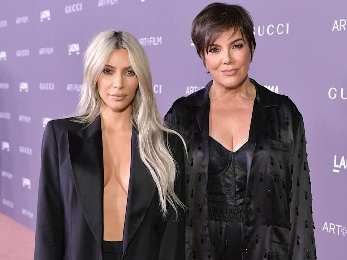 "Kim Kardashian and Kris Jenner both get hair and makeup done each day that ""KUWTK"" shoots."