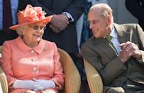 <p>Watching the Royal Windsor Cup in Surrey. </p>