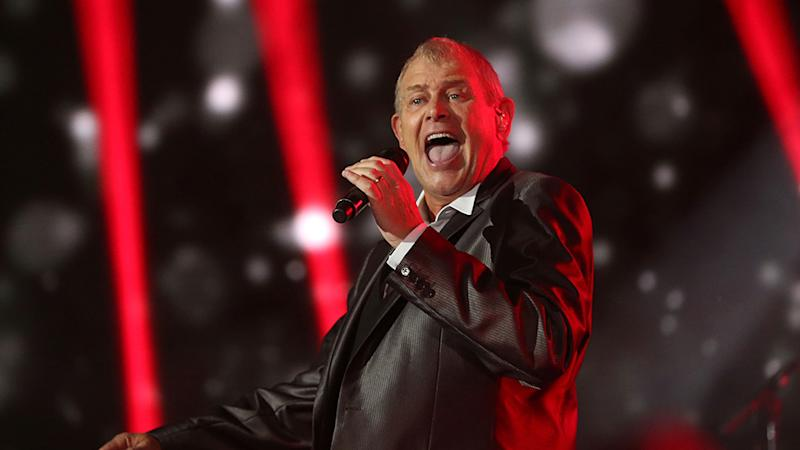 John Farnham's manager has slammed anti-lockdown protestors who are using 'You're the Voice' during their rallies. Photo: Getty