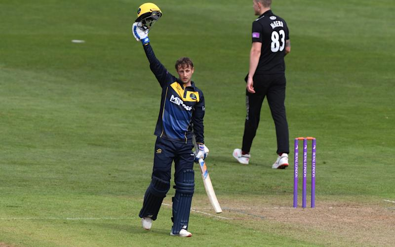 Billy Root responded to news he was suspended by scoring a half century of runs - Getty Images Europe