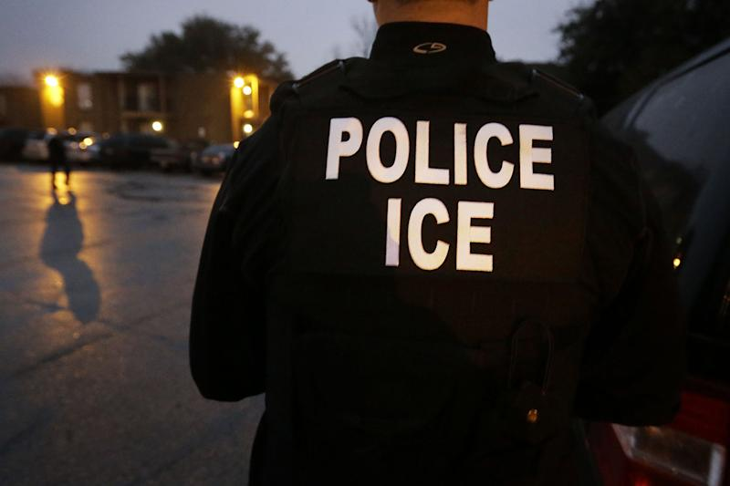A Woman Who Reported Domestic Abuse Was Detained by Immigration Agents