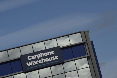 Carphone Warehouse fined £400000 for data breach