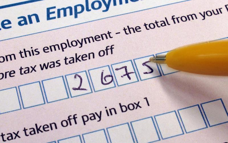 Here are five easy steps to check whether you have been assigned the correct tax code - PA