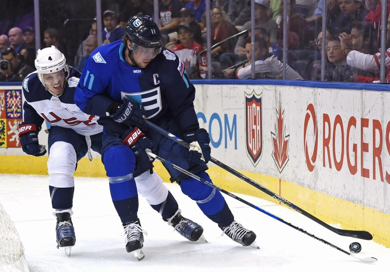 Halak shuts out Team USA in World Cup of Hockey opener