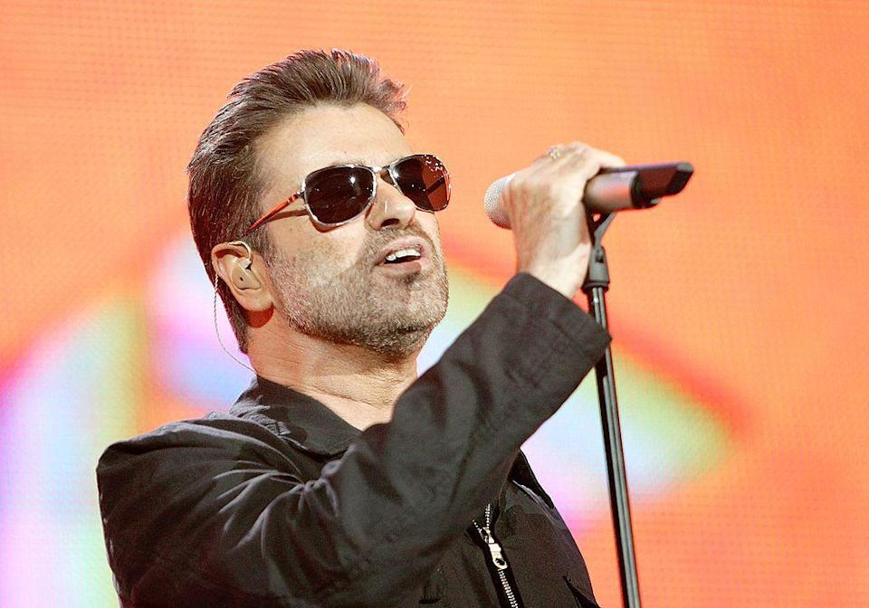 <p>Georgios Kyriacos Panayiotou is just too damn hard to say. George Michael. There. Wham! Better.</p>