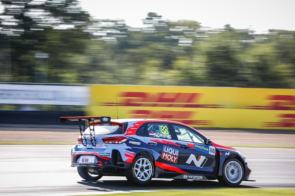 Hyundai withdraws customer teams from Nurburgring WTCR