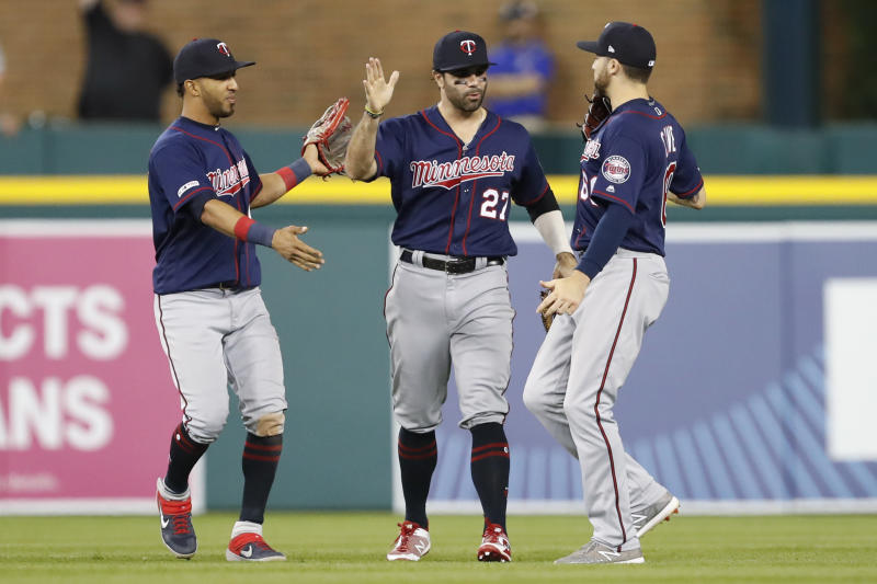 The Twins can win their first AL Central title since 2010 with a win on Wednesday. (Raj Mehta-USA TODAY Sports)
