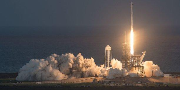 SpaceX poursuit son show incroyable