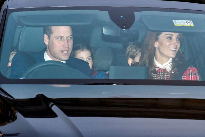 Prince William and Kate Middleton | Tim Rooke/Shutterstock