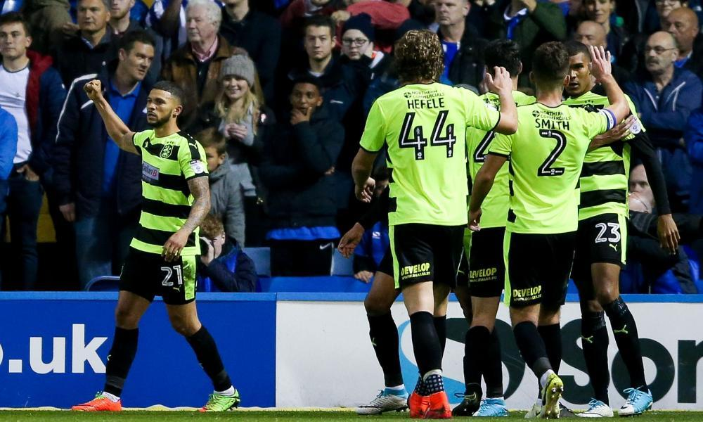 Danny Ward's shootout heroics send Huddersfield past Sheffield Wednesday
