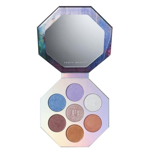 """<p>Fenty Beauty Killawatt Foil Freestyle Highlighter Palette, $23 (from $54), <a href=""""https://shop-links.co/1707255294561833972"""" rel=""""nofollow noopener"""" target=""""_blank"""" data-ylk=""""slk:available here"""" class=""""link rapid-noclick-resp"""">available here</a>.</p>"""
