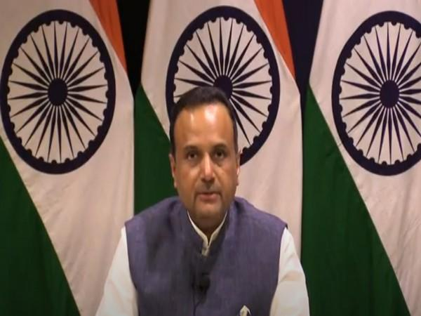 Ministry of External Affairs' spokesperson Anurag Srivastava