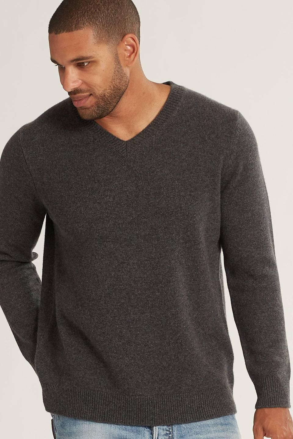 Naked Cashmere Scott Sweater, best cashmere sweaters