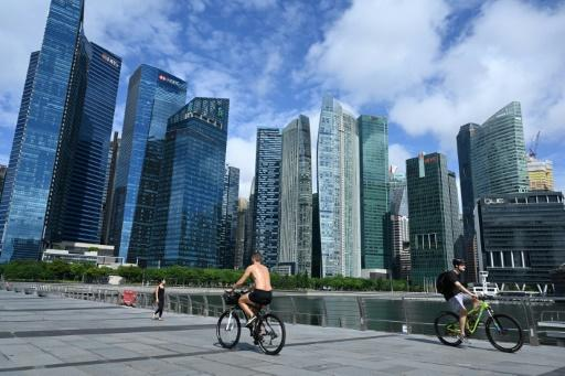 Singapore's information minister insisted no company had been excluded in the selection process