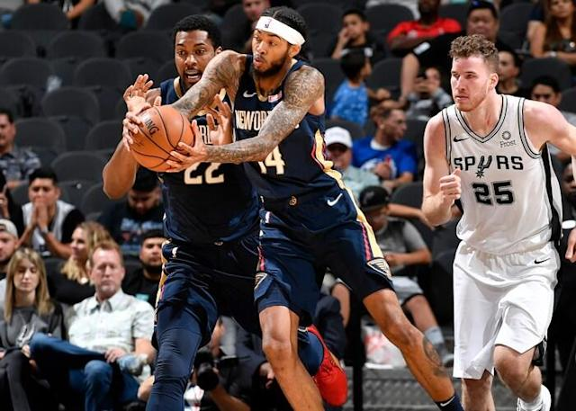 2019-20 Pelicans season preview: Frontcourt stats to watch