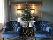 """<p>Roaring fires, country pursuits, games night and a Christmas Eve ball await guests staying at Shropshire's <a href=""""https://go.redirectingat.com?id=127X1599956&url=https%3A%2F%2Fwww.booking.com%2Fhotel%2Fgb%2Fhawkstone-hall-amp-gardens.en-gb.html%3Faid%3D1922306%26label%3Dchristmas-hotels&sref=https%3A%2F%2Fwww.goodhousekeeping.com%2Fuk%2Flifestyle%2Ftravel%2Fg37595542%2Fchristmas-hotels%2F"""" rel=""""nofollow noopener"""" target=""""_blank"""" data-ylk=""""slk:Hawstone Hall & Gardens"""" class=""""link rapid-noclick-resp"""">Hawstone Hall & Gardens</a> this festive season. With just 37 rooms and set in 88 acres of countryside, you can have an intimate Christmas break at the beautiful Grade I listed 18th century mansion. Dogs are welcome too and there'll be plenty of champagne, a cinema session and festive drinking in the bar, as well as a festive-inspired cookery class with a matching cocktail masterclass on Boxing Day.</p><p><a class=""""link rapid-noclick-resp"""" href=""""https://go.redirectingat.com?id=127X1599956&url=https%3A%2F%2Fwww.booking.com%2Fhotel%2Fgb%2Fhawkstone-hall-amp-gardens.en-gb.html%3Faid%3D1922306%26label%3Dchristmas-hotels&sref=https%3A%2F%2Fwww.goodhousekeeping.com%2Fuk%2Flifestyle%2Ftravel%2Fg37595542%2Fchristmas-hotels%2F"""" rel=""""nofollow noopener"""" target=""""_blank"""" data-ylk=""""slk:CHECK AVAILABILITY"""">CHECK AVAILABILITY</a></p>"""