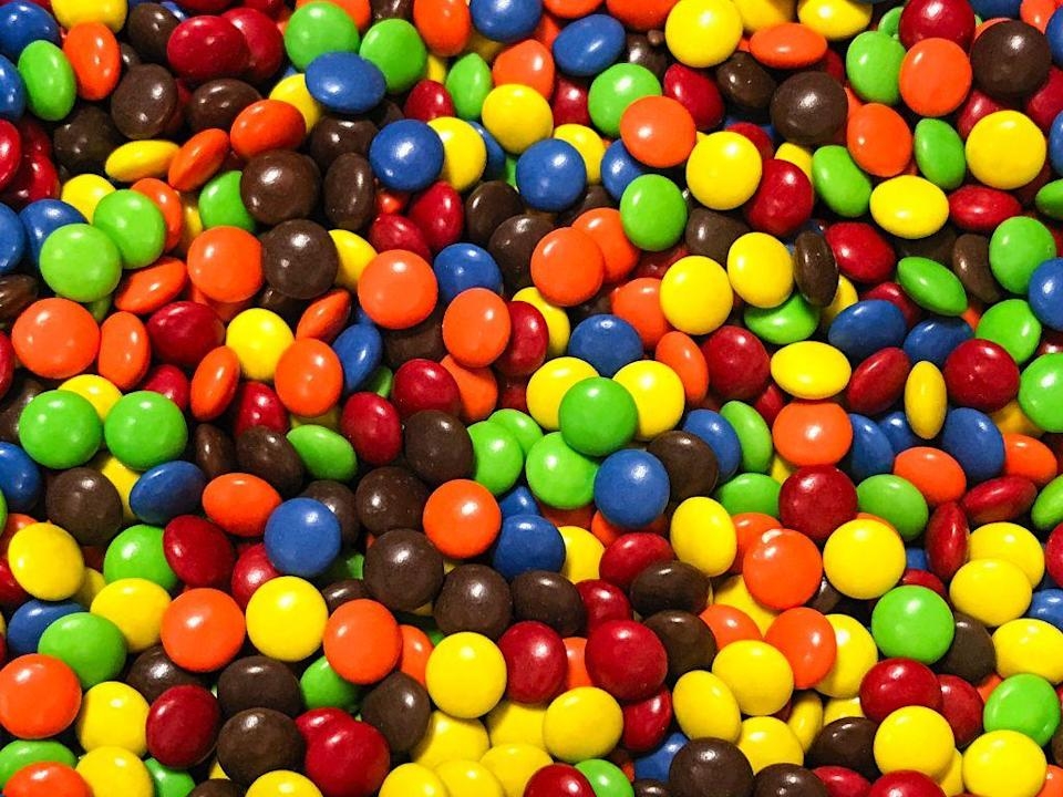 <p>Since chocolate M&M's were so successful, peanut butter naturally followed suit. In 1991, Mars Inc. launched Peanut Butter M&M's, perhaps to compete with the oh-so-popular Reese's Pieces.</p>