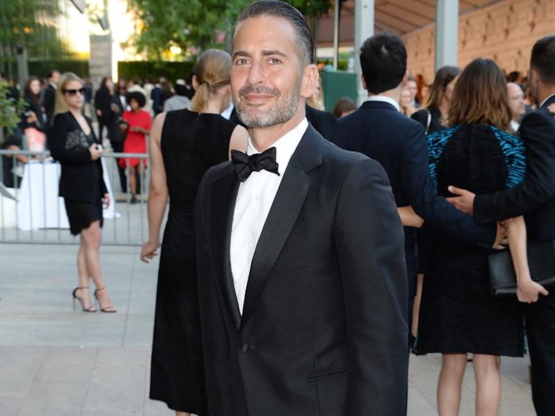Marc Jacobs excited by Daisy