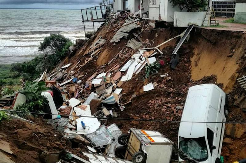 More Than 60 Dead in South Africa After Heavy Rains Cause Flooding and Mudslides