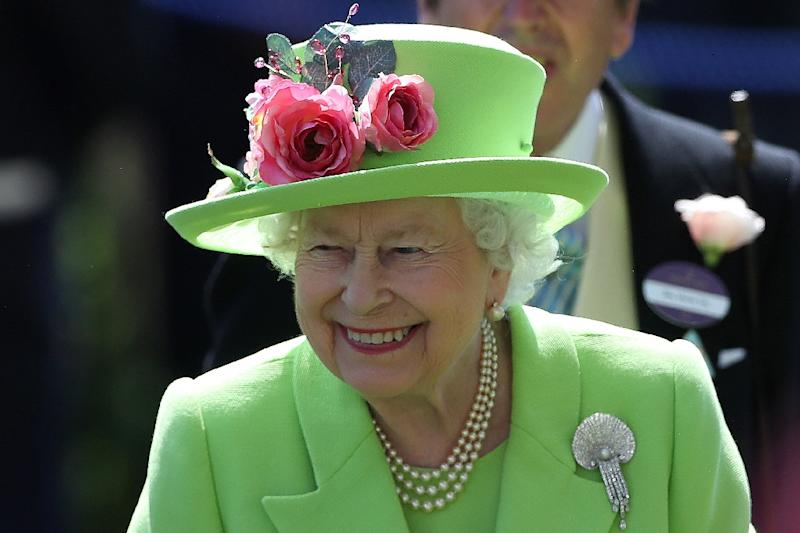 Queen Elizabeth II's patronage makes Royal Ascot arguably the most prestigious race meeting in the world (AFP Photo/DANIEL LEAL-OLIVAS)