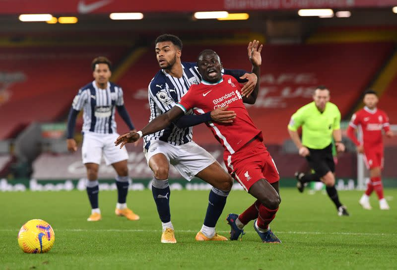 Premier League - Liverpool v West Bromwich Albion