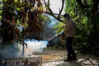 Fumigation, which kills mosquitoes and their larvae, is also an effective preventive measure against the spread of malaria
