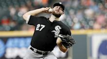 White Sox pitcher Lucas Giolito to miss rest of season with lat strain