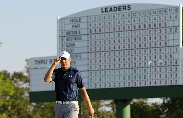 Jordan Spieth could join an exclusive group of young winners