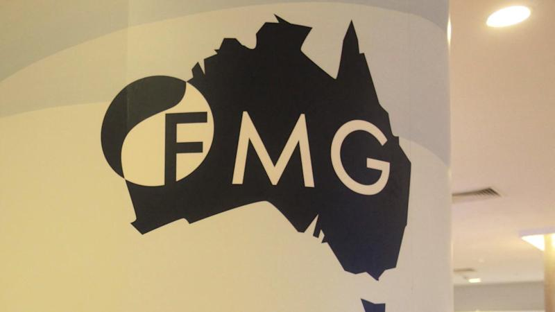CHINA FMG FORTESCUE METALS GROUP