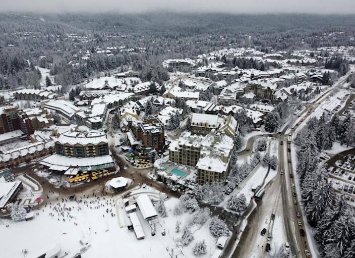 Whistler's notorious housing shortage has probably played a role in the spread of the variant.