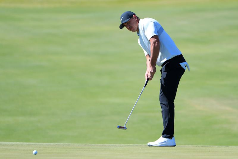 Brooks Koepka says after 'excruciating' pain, his left knee good is enough to resume play