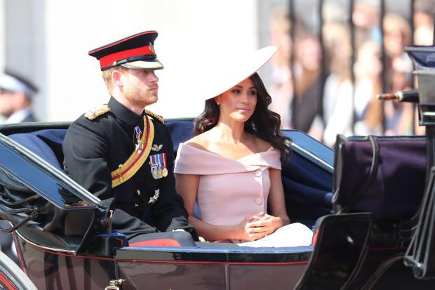 Here's Why Meghan Markle Was Not Front & Center at Balcony Debut