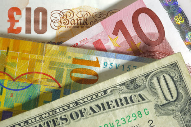 Economic Data Puts the EUR and Dollar in Focus, as Brexit Talks Resume