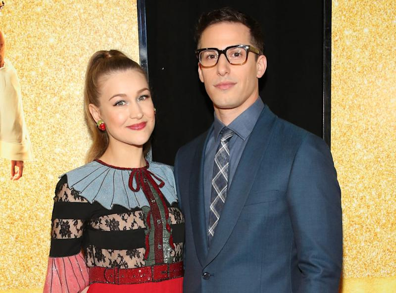 Andy Samberg And Joanna Newsom Have Welcomed Their First Child And