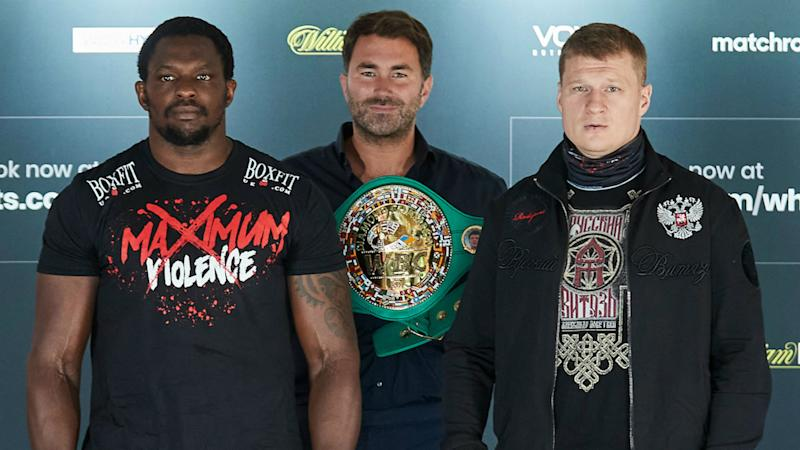 Dillian Whyte v Alexander Povetkin: Heavyweights meet with WBC title shot on the line