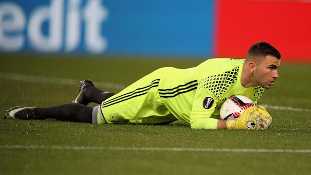 The Lyon keeper was disappointed his side failed to maintain their strong start but is not giving up hope in the tie