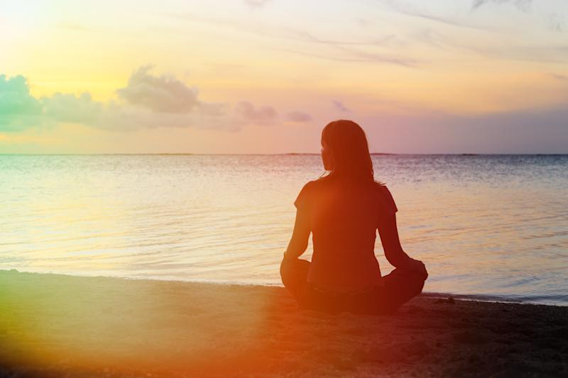 This Quick Meditation Helps You Let Go of Stress and Sleep