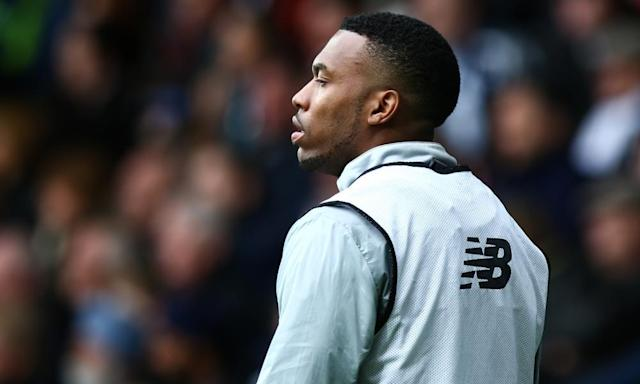 "<span class=""element-image__caption"">Daniel Sturridge was out of action for two months with the initial hip injury. </span> <span class=""element-image__credit"">Photograph: Robbie Jay Barratt - AMA/WBA FC via Getty Images</span>"