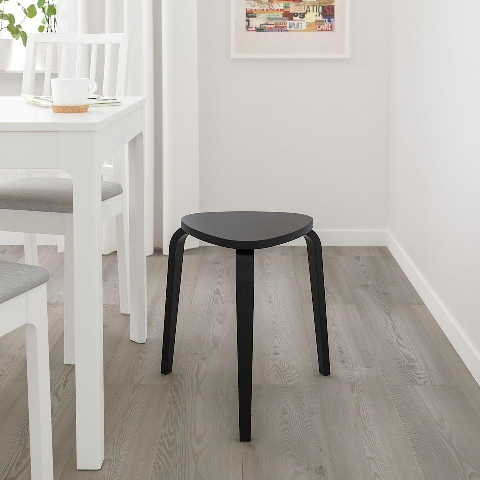"<p><strong>IKEA</strong></p><p>ikea.com</p><p><a href=""https://go.redirectingat.com?id=74968X1596630&url=https%3A%2F%2Fwww.ikea.com%2Fus%2Fen%2Fp%2Fkyrre-stool-black-70434976%2F&sref=https%3A%2F%2Fwww.housebeautiful.com%2Fshopping%2Fbest-stores%2Fg35016602%2Fikea-lower-price-section-home-deals%2F"" rel=""nofollow noopener"" target=""_blank"" data-ylk=""slk:BUY NOW"" class=""link rapid-noclick-resp"">BUY NOW </a></p><p>$17.99 <strong>$</strong><strong>14</strong><strong>.</strong>99 (</p>"