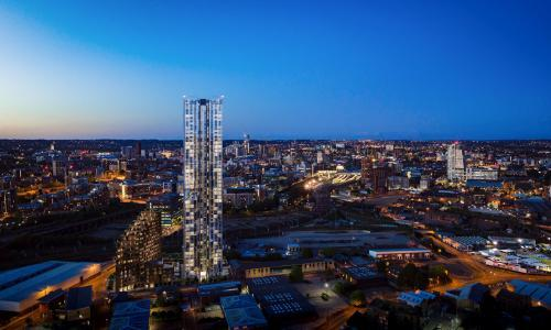 Another terrible tower? Why Leeds looks like a depot of discarded fridges