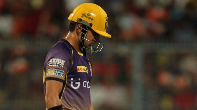 Match Blog: Narine, Gambhir Out; KKR Post 25/2 in 4 Overs