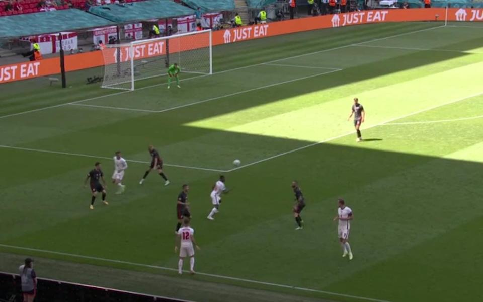 England's second throw in to Sterling - BBC SPORT