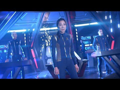 """<p>I mean, who doesn't love a good space opera? <em>Star Trek Discovery</em> kicks off about a decade before the mission of Captain Kirk, which was the story we got back in the 60s when the OG show premiered. This one is fronted by <em>The Walking Dead</em>'s Sonequa Martin-Green and is entering its fourth season later this year.</p><p><a class=""""link rapid-noclick-resp"""" href=""""https://go.redirectingat.com?id=74968X1596630&url=https%3A%2F%2Fwww.paramountplus.com%2Fshows%2Fstar-trek-discovery%2F&sref=https%3A%2F%2Fwww.esquire.com%2Fentertainment%2Ftv%2Fg37094077%2Fbest-paramount-plus-shows%2F"""" rel=""""nofollow noopener"""" target=""""_blank"""" data-ylk=""""slk:Watch Now"""">Watch Now</a></p><p><a href=""""https://www.youtube.com/watch?v=hC7IMj7WFyE"""" rel=""""nofollow noopener"""" target=""""_blank"""" data-ylk=""""slk:See the original post on Youtube"""" class=""""link rapid-noclick-resp"""">See the original post on Youtube</a></p>"""