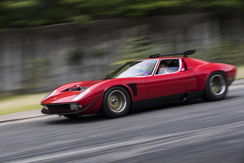 The Ultimate Lamborghini Miura Returns