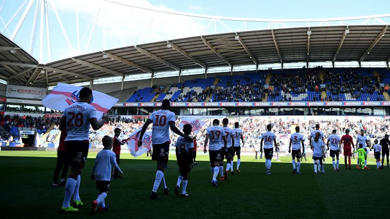 Bolton v Brentford rearranged for May 7