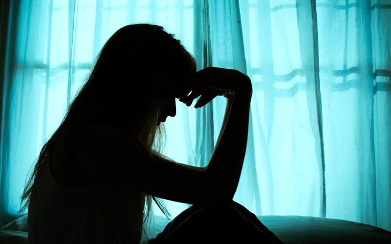 """Rape survivors are anxious that if they go out without a mask they """"might not be met with empathy and care"""" - Alamy /Alamy"""