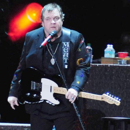 Meat Loaf: I'm jealous of Springsteen